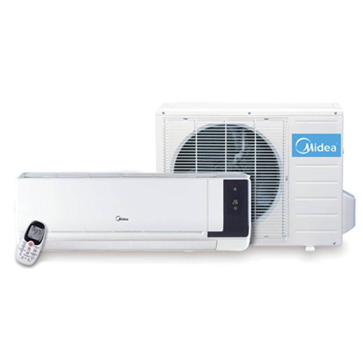 cách vệ sinh máy lạnh điều hòa midea