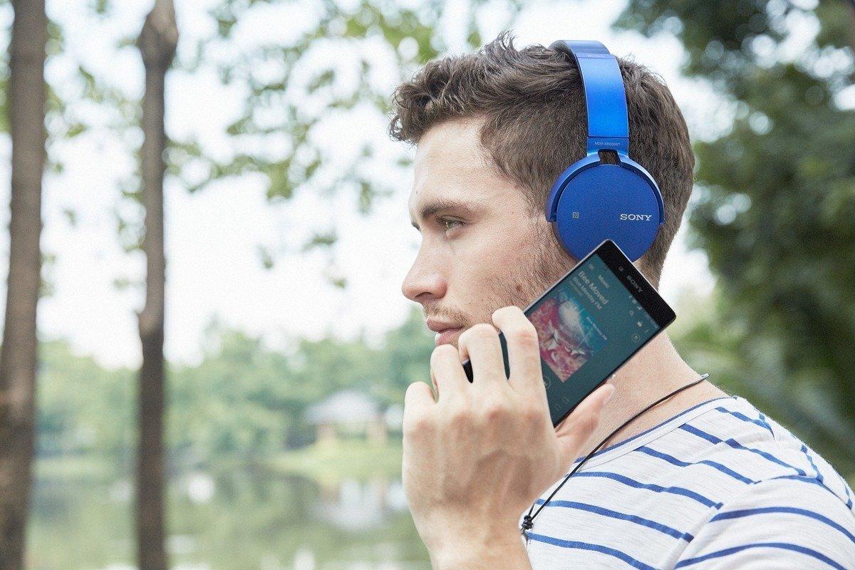 tai nghe không dây sony