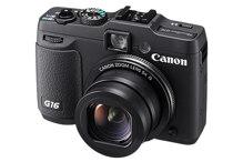 Canon PowerShot G16: Cải thiện hiệu suất bằng bộ xử lý hình ảnh DIGIC 6 mới.
