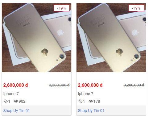 Xả hàng cuối năm điện thoại iPhone 7, iPhone 7 Plus GIÁ RẺ 3 TRIỆU ĐỒNG?