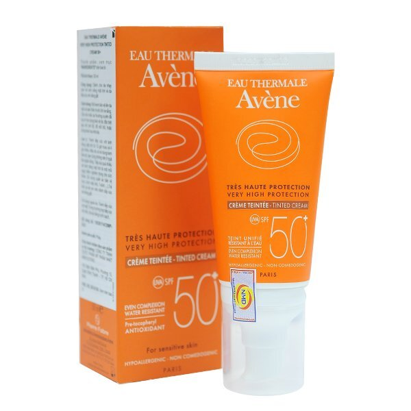 Kem chống nắng AVÈNE Very High Protection Lotion for Children 50+ 100ml