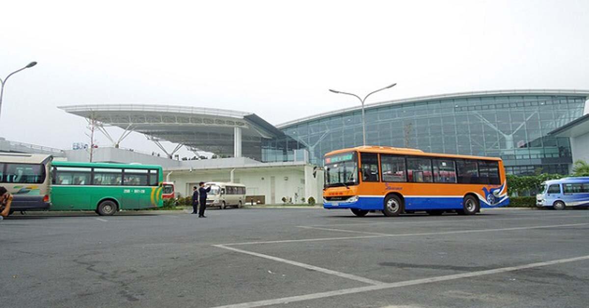 Xe buýt từ sân bay Nội Bài về Hà Nội năm 2019 có những tuyến nào? Giá vé bao nhiêu tiền?