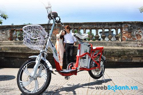 Xe đạp điện chạy pin có thực sự tốt?