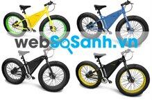 Xe đạp điện giá rẻ thương hiệu quốc tế
