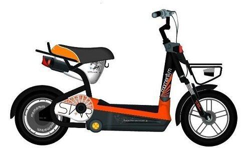 Xe đạp điện Giant Momentum M133 – người bạn đồng hành với học sinh