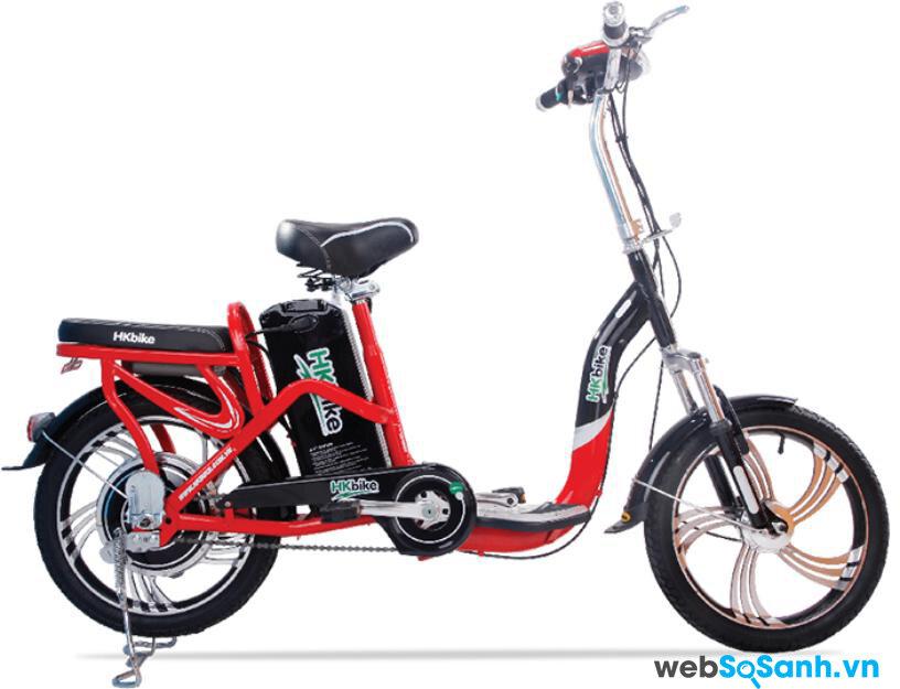 Xe đạp điện nào có pin khủng nhất?