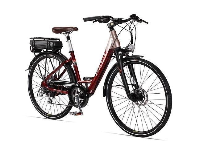 Xe đạp điện trợ lực Giant – đối thủ nặng ký của xe đạp trợ lực Nhật Bản