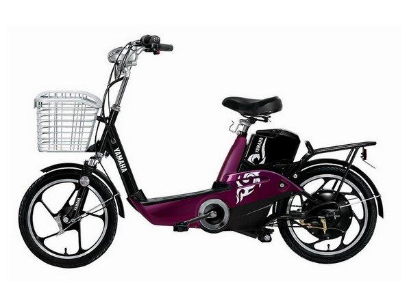 Xe đạp điện Yamaha ICATS H3 tiện dụng cho mọi đối tượng