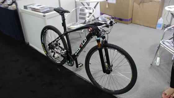 Xe đạp thông minh Cotlo Corvus có thể nhận biết khi có ô tô vượt sau