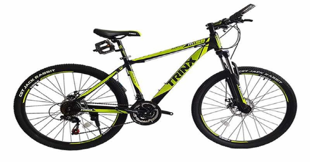 Xe đạp Trinx vượt địa hình giá rẻ nhất bao nhiêu tiền?