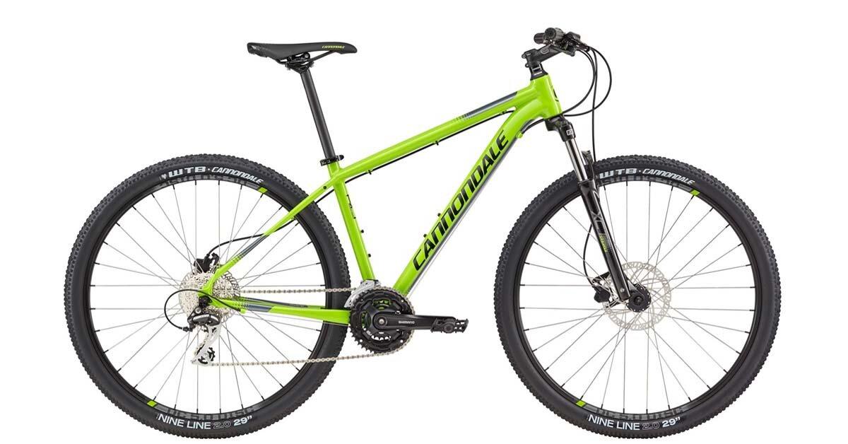 Xe đạp vượt địa hình thương hiệu Giant giá bao nhiêu tiền?
