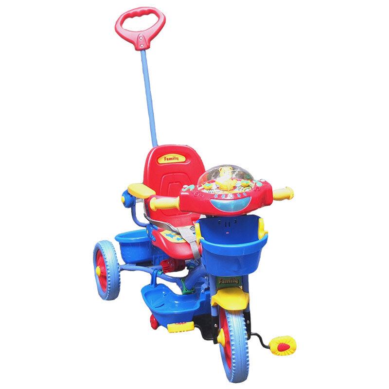Xe đẩy 3 bánh family 959  – Cùng bé dạo chơi