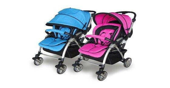 Xe đẩy em bé 2 chiều KuKu City KU6028 4 triệu đồng có gì tốt hơn xe đẩy giá 2 triệu ?