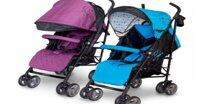 Xe đẩy em bé KuKu Travel Light KU6030 giá 3 triệu có tốt không ?