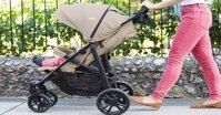 Xe đẩy Joie Litetrax 4 Sandstone tốt cho bé sơ sinh