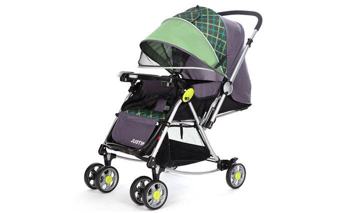Xe đẩy Justin B370 có tốt không? Có nên mua xe đẩy trẻ em Justin B370 không?