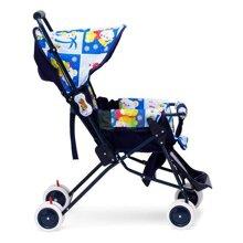 Xe đẩy Nhựa Chợ Lớn M327-XĐB – Xe đẩy dành cho bé dưới 7 tháng tuổi