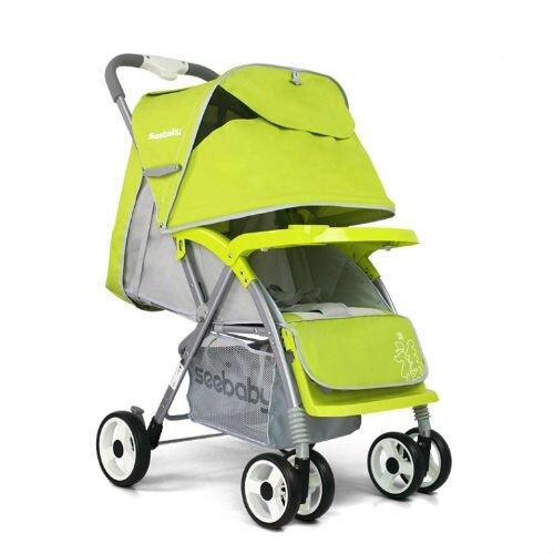 Xe đẩy trẻ em Seebaby có tốt không?