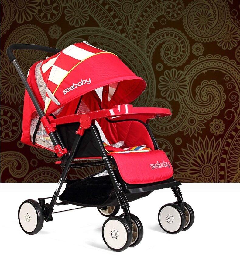 Xe đẩy trẻ em Seebaby T11 có tốt không?