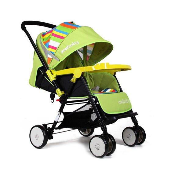Xe đẩy trẻ em Seebaby T11A – Xe đẩy em bé bán chạy nhất tại các cửa hàng Mẹ và bé