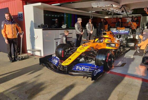 Xe đua đội tuyển McLaren MCL34: Thông số kỹ thuật, Công nghệ độc đáo