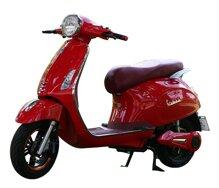 Xe máy điện có dáng giống Vespa giá bao nhiêu tiền?