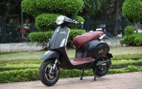 Xe máy điện Vespa nào tốt: Nioshima, Elettrica, Primavera, Dibao?