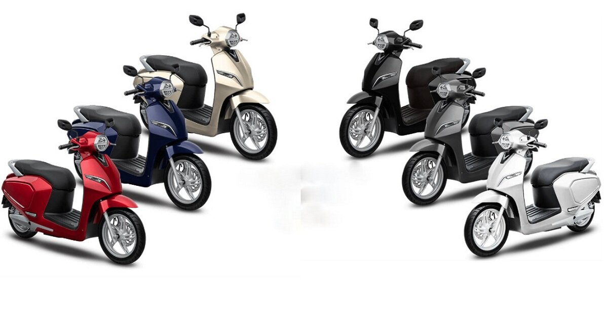 Xe máy điện Vinfast Klara có những màu sắc nào? Nên chọn màu nào đẹp nhất năm 2019?