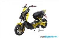 Xe máy điện Xmen giá bao nhiêu tiền?