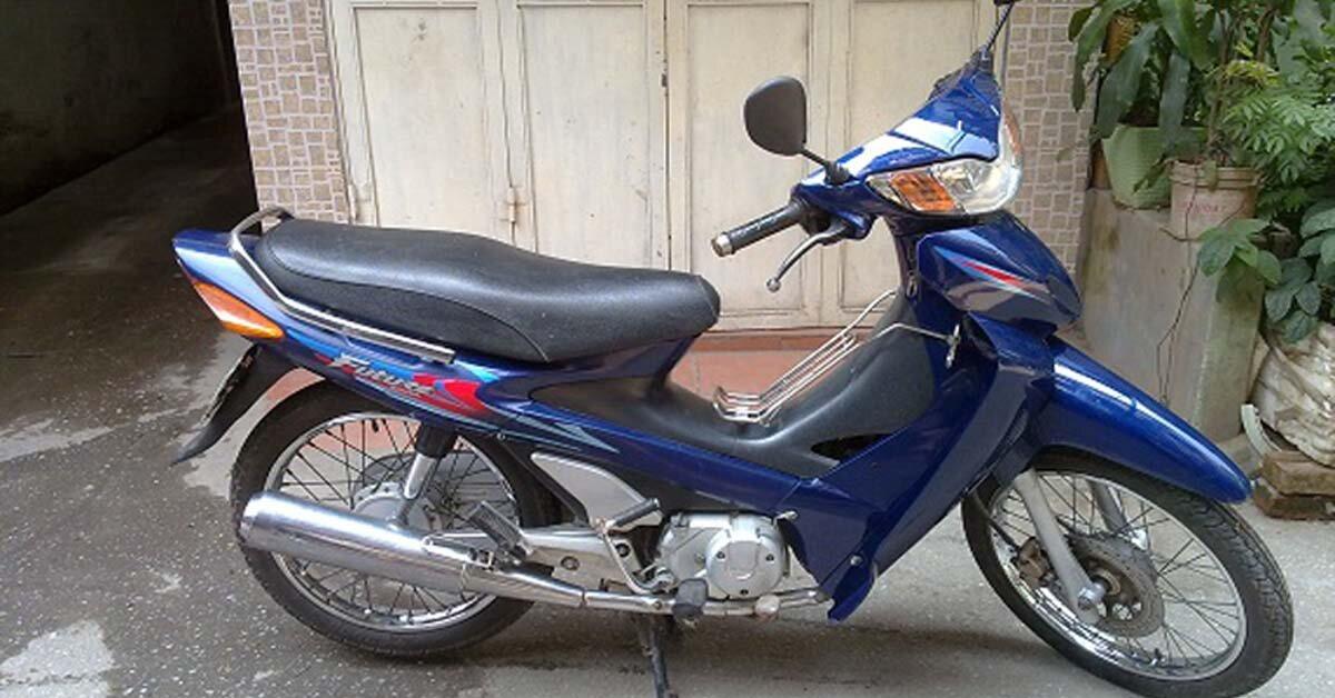 Xe máy Honda Future I đời đầu ra mắt khi nào? có gì khác so với hiện nay?