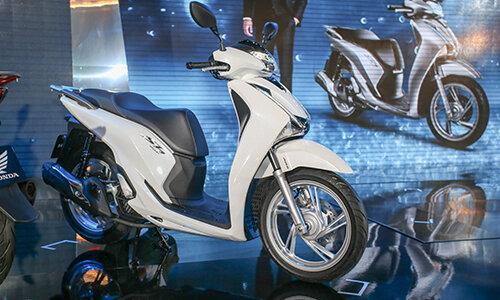 Xe máy Honda SH 150i 2017 có gì mới? Giá và ngày ra mắt Honda SH phanh ABS