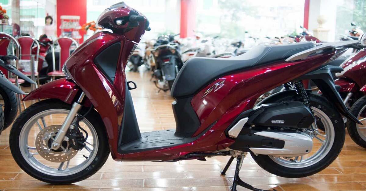 Xe máy Honda Sh bị nâng giá cao – mua ở đâu giá rẻ như giá niêm yết?