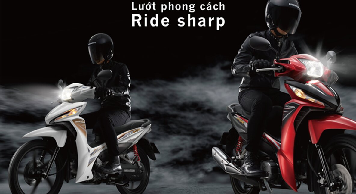 Xe máy Honda Wave RSX phiên bản 2018 có gì khác và giá bao nhiêu tiền?