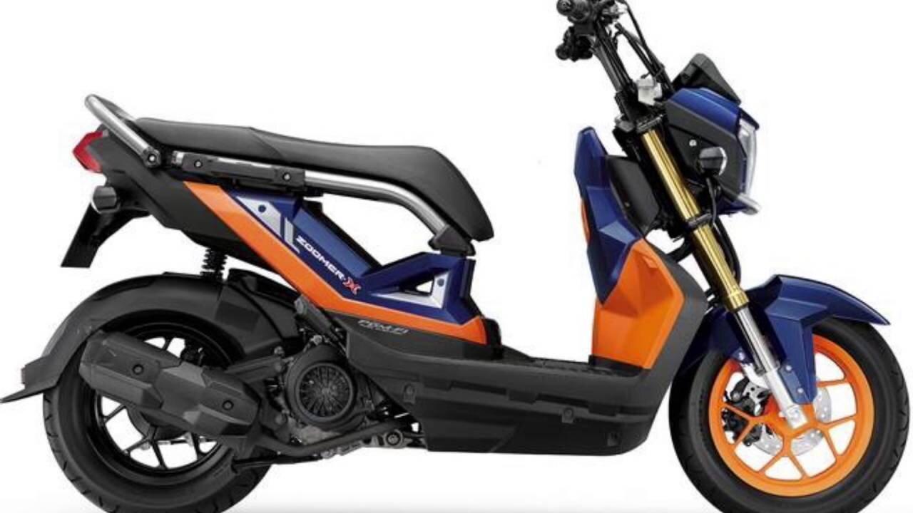Xe máy Honda Zoomer X 2017 có tốt không ? Giá bao nhiêu tiền ?