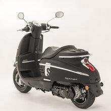 """Xe máy Peugeot Django """"âm mưu"""" lật đổ Honda SH 150/125"""