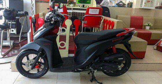 Xe máy tay ga Honda các loại mới nhất trên thị trường năm 2019
