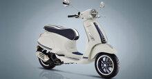 Xe máy tay ga Vespa Primavera có bao nhiêu màu sắc?