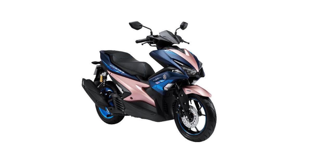 Xe máy tay ga Yamaha NVX phiên bản Doxou mới nhất 2019 giá bao nhiêu tiền?
