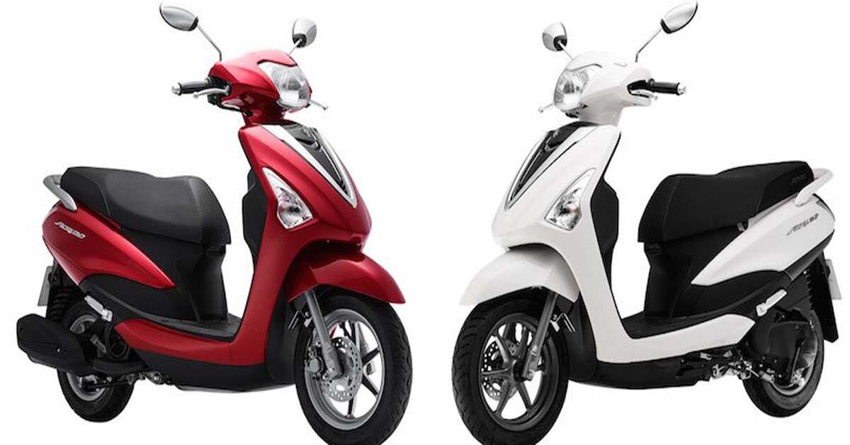 Xe máy Yamaha Acruzo các phiên bản 2016, 2017, 2018 giá bao nhiêu tiền?