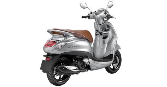 Xe máy Yamaha Grande Hybrid có những màu nào? Giá bán bao nhiêu tiền?
