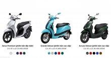 Xe máy Yamaha Janus 2019 có những lựa chọn màu sắc nào?