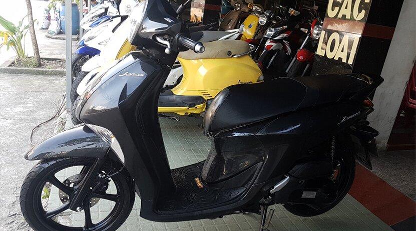 Xe máy Yamaha Janus cũ có tốn xăng không ? Giá bao nhiêu tiền ?