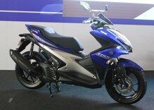 Xe máy Yamaha NVX – người thừa kế Yamaha Nouvo để đối đầu Honda Air Blade
