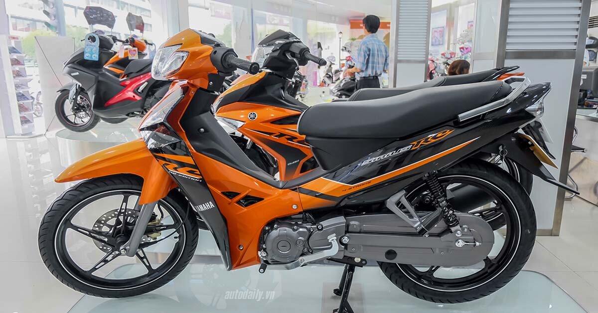 Xe máy Yamaha Sirius 2018 có gì khác so với phiên bản trước? giá bao nhiêu tiền?