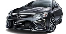 Xe ô tô Toyota có những dòng nào mới nhất trên thị trường năm 2019?