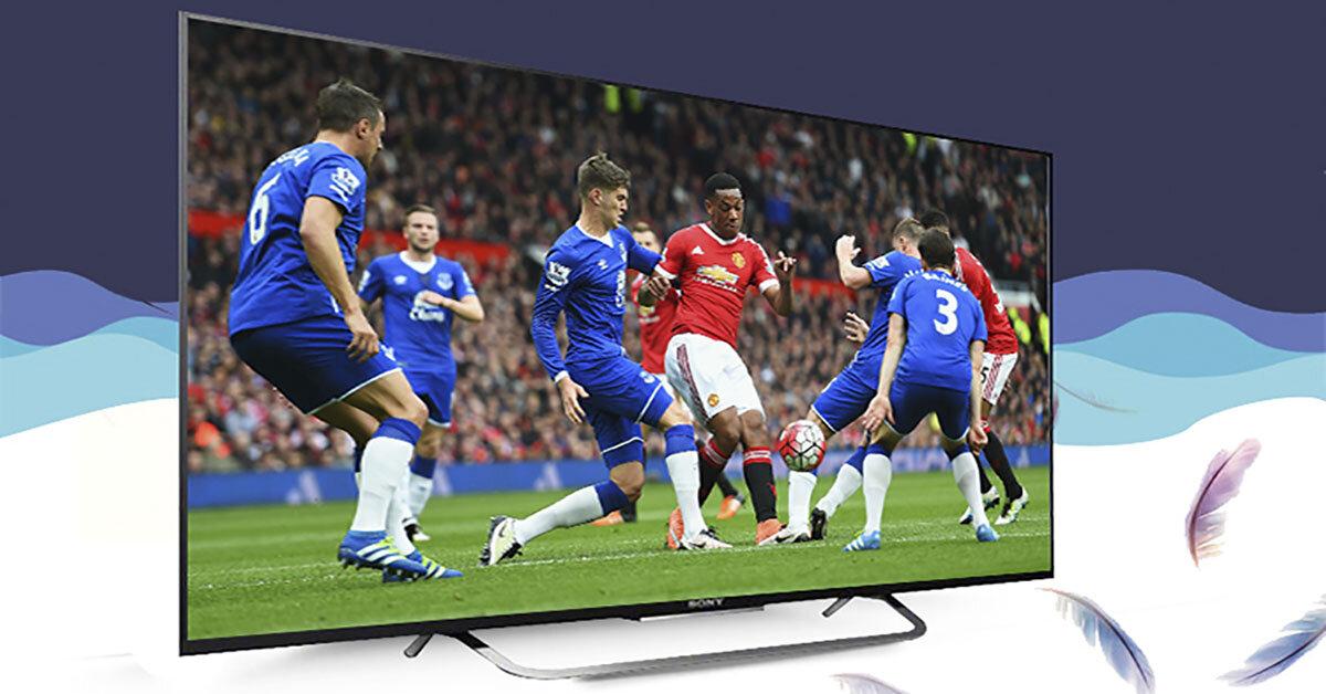 Xem bóng đá trên kênh K+ với 2 phần mềm miễn phí trên smart tivi