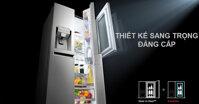 Xem ngay tủ lạnh cao cấp LG GR-X247JS có gì đặc biệt