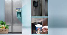 Xem ưu điểm của tủ lạnh Samsung RS52N3303SL