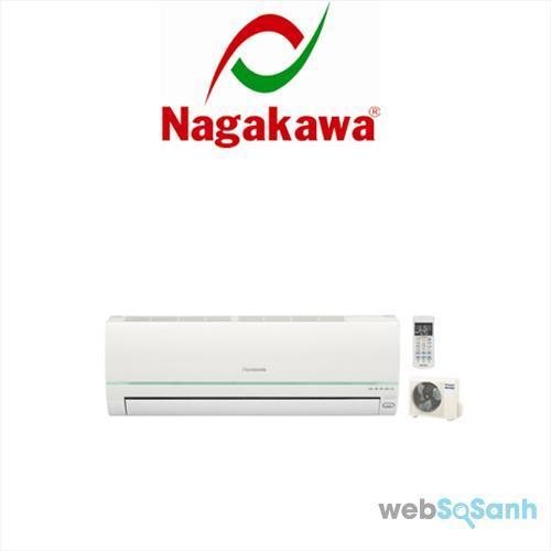 điều hòa nagakawa báo lỗi