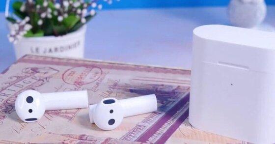 Xiaomi Air 2 TWS: Tai nghe bluetooth 'clone' của Airpods 2